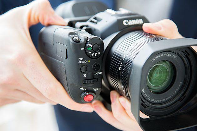 Gagnez un appareil photo professionnel de Canon !