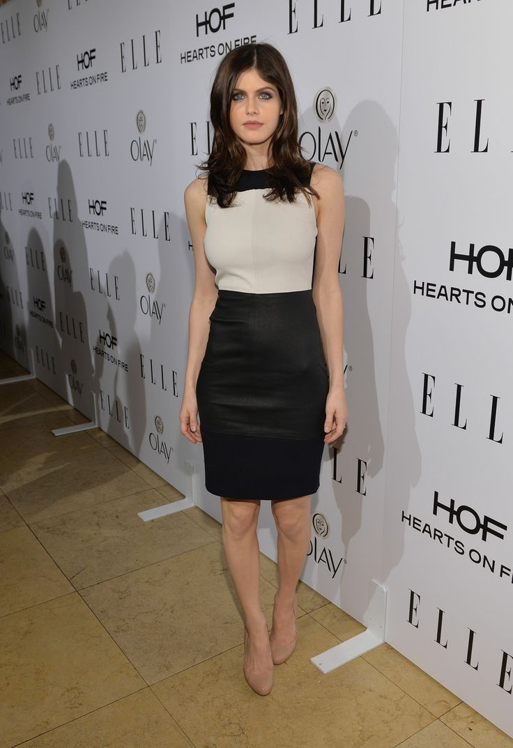 27 best images about Alexandra Daddario style on Pinterest ...