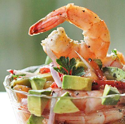"Mexican Mania ""Shrimp cocktail"""