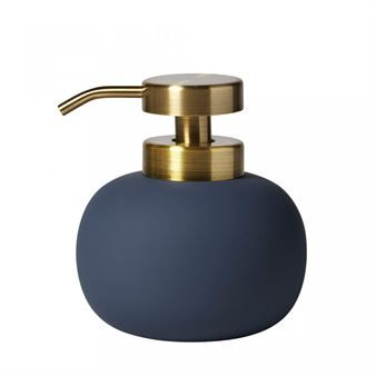 The Lotus soap dispenser was designed by Mette Ditmer - a Danish designer who stands for classic, Scandinavian design with clean lines and a