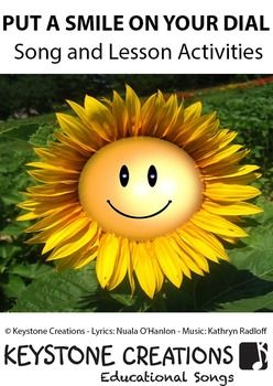 Children Learn What They SingPut A Smile On Your Dial (K-3) is a catchy, upbeat song that helps young children to understand that the attitude they choose impacts on those around them. It is perfect for setting the mood for the day and encouraging a happy, positive classroom atmosphere.This song-based package download contains materials that integrate learning across key areas of school curriculum.DOWNLOAD INCLUDES:Mp3 Vocal Track PDF Lyrics   PDF Learning & Values Outcomes; Suggested Act...
