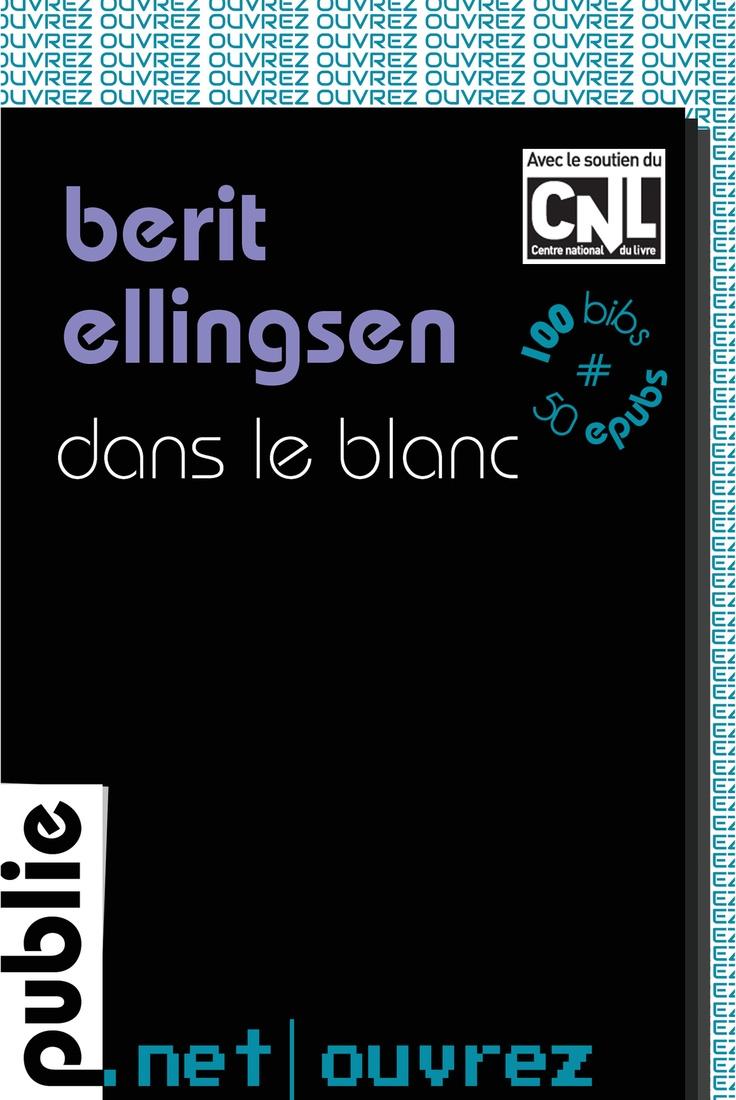 Dans le blanc, Berit Ellingsen