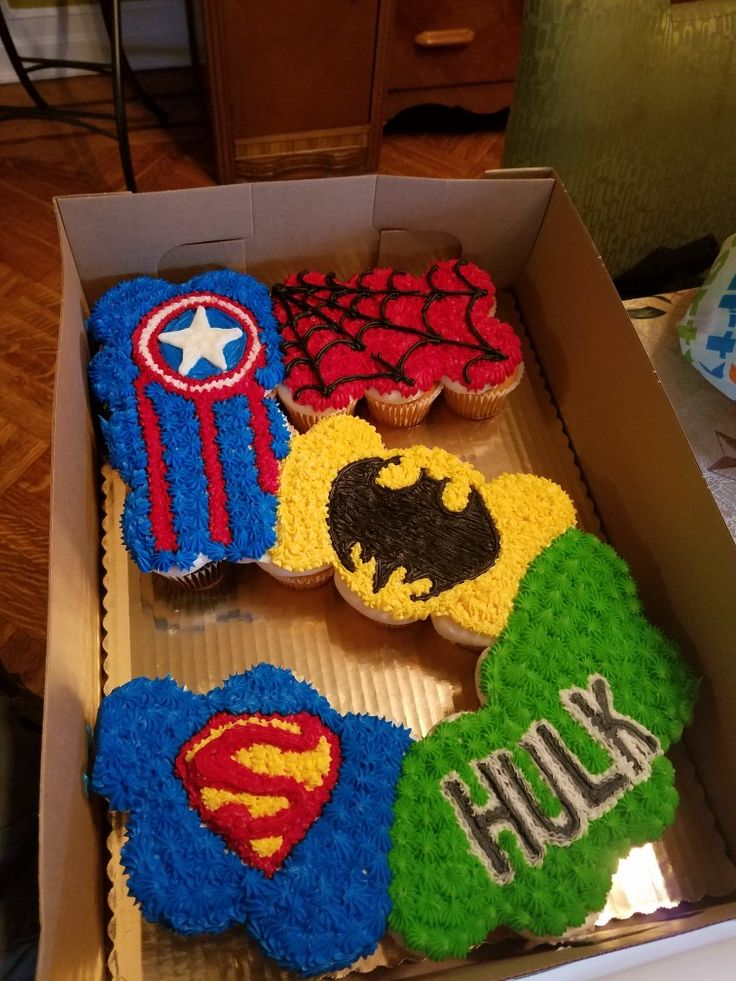 Cupcakes made out of #5. Stop and Shop supermarket bakery, $40. Good buy for birthday on a budget. The cupcakes were also delicious.