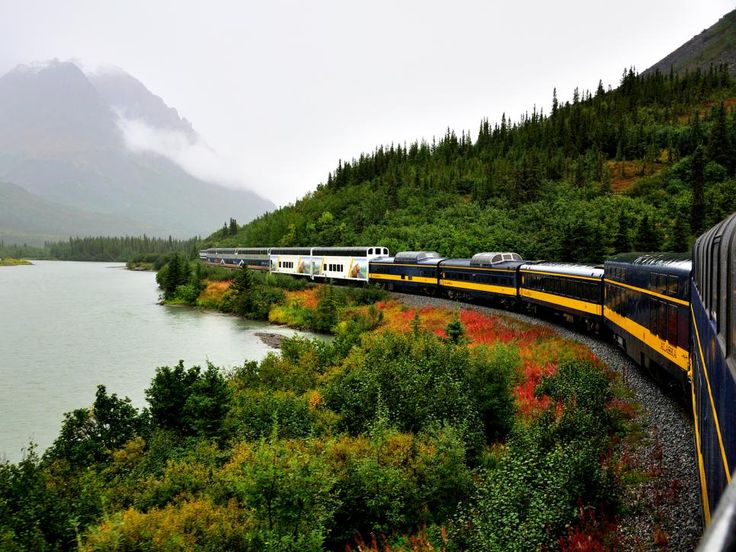 These 5 classic rail trips provide passengers with stunning scenery, high…