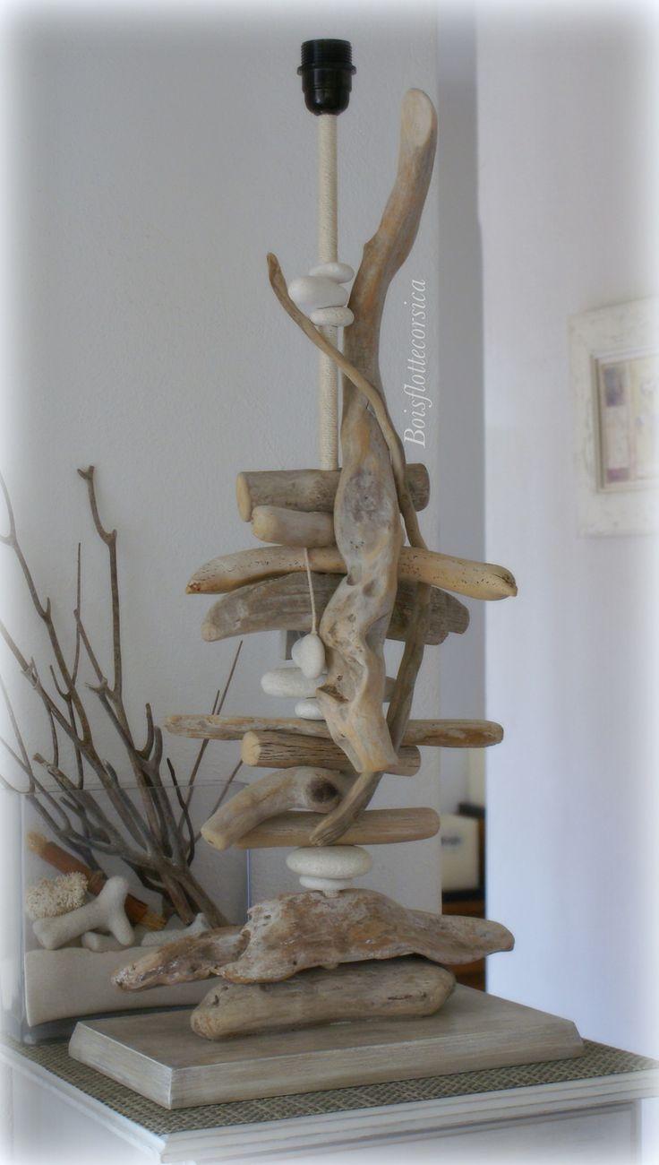 Les 20 meilleures id es de la cat gorie lampe bois flott for Pied de lampe en bois flotte