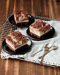 Marmoroitu Marianne-kakku on kakkupöydän kaunotar.
