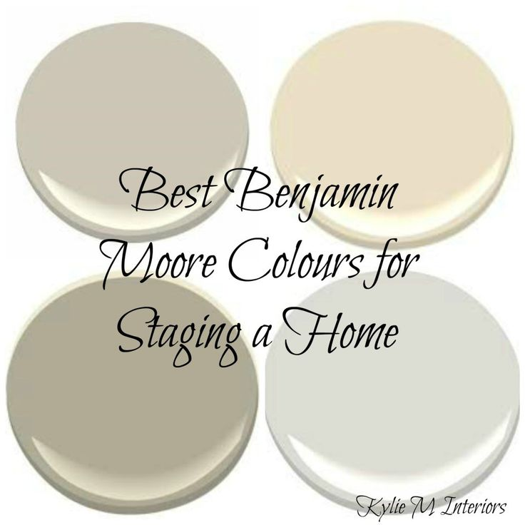The Best Paint Colours for Home Staging or Selling Partner post to: Sherwin Williams 5 Best Neutral Paint Colours To be perfectly honest with you, I'm not a designer who believes that all homes sell better when painted light, neutral colours.  In fact, many homes sell faster and for more money because they are painted 'the right colour' based on things like flooring/countertops/tilework/etc... However, if you don't have a designer/decorator on-call to help you choose the PERFECT colour and…