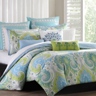 sardinia comforter set by echo design