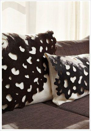 PETA-LEE original | Felt cushions