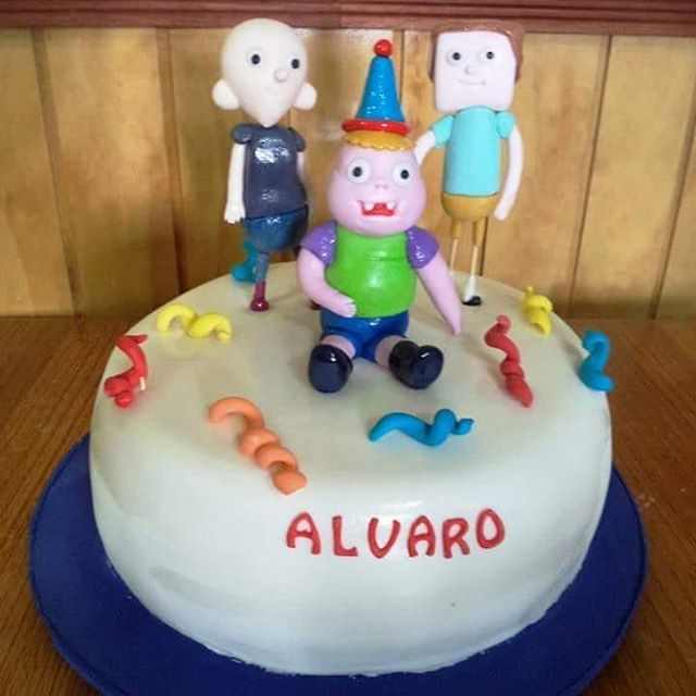 #Clarence #fomdant #cake by Volován Productos #instacake #puq #Chile #VolovanProductos #Cakes #Cakestagram #SweetCake