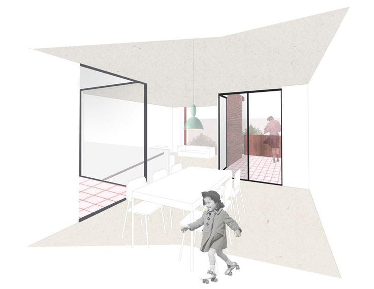 sociale huisvesting, Wilrijk, iov lava architecten (avd + lp)