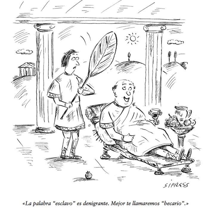 Humor en el trabajo: 7 viñetas de 'La oficina en The New Yorker'