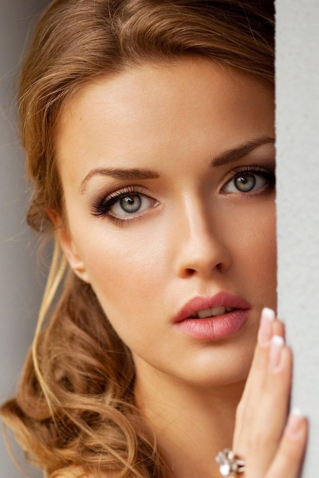 Natural makeup #beauty +++Visit http://www.makeupbymisscee.com/ for hair and beauty inspiration