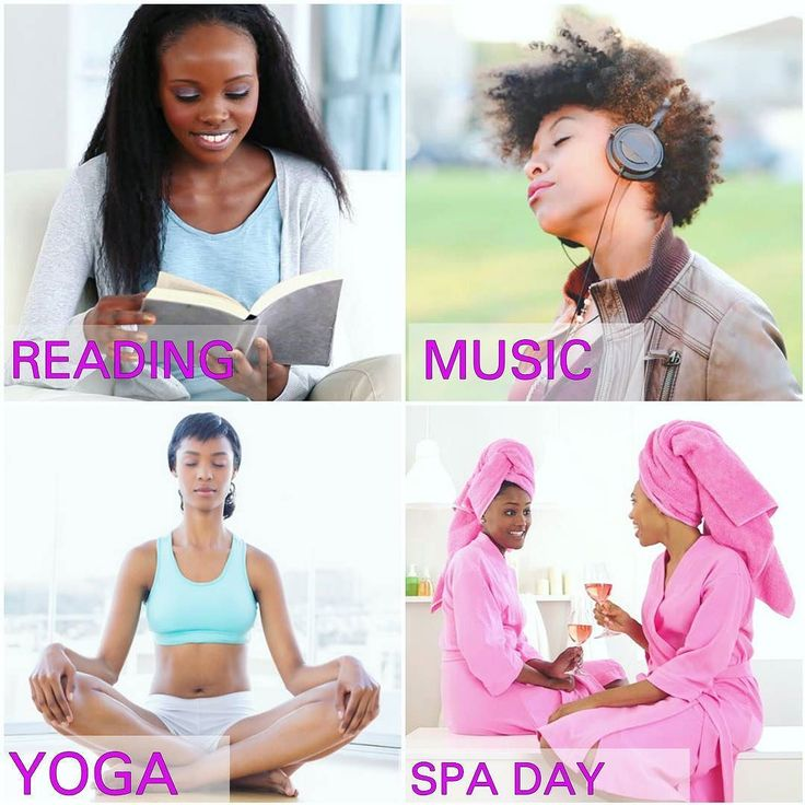 Happy #Friyay! It's the end of the week & finally time for some R&R...what's your favorite way to relax? #blackgirlsnutrition #selfcare #relaxation #goodvibesonly #yoga #yogi #music #newmusicfriday #spa #spaday #books #reading