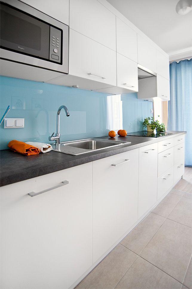 Cum a trecut un studio la o configuratie de apartament cu 2 camere- Inspiratie in amenajarea casei - www.povesteacasei.ro