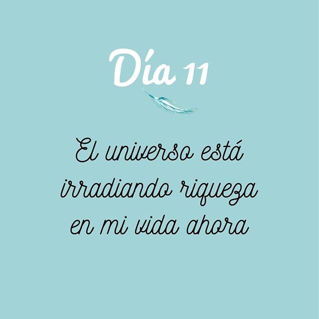 El universo es perfecto #retopiensopositivo #vibrapositivo #todosepuede #yosoycapaz #fuerza #namaste #empoderamiento #buenavibra