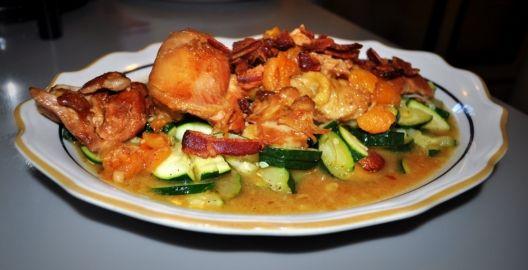 Apricot Dijon Chicken by @PicketFencePaleo #AIPaleo: Dijon Chicken, Paleo Food, Crockpot, Picket Fence, Apricot Chicken, Apricot Dijon, Paleo Main, Paleo Dinner, Paleo Recipes