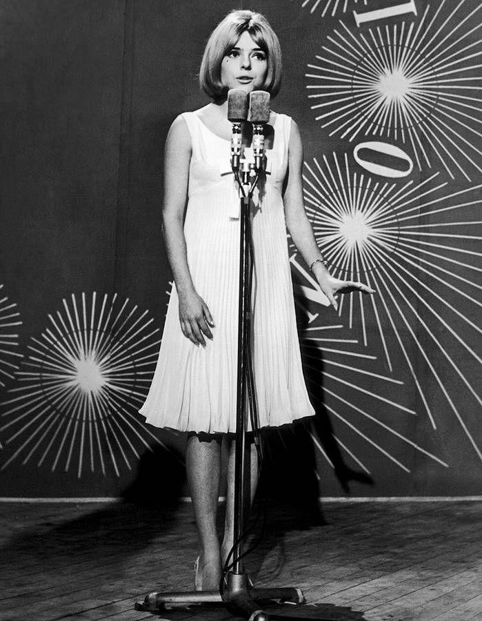 France Gall à l'Eurovision - 1965