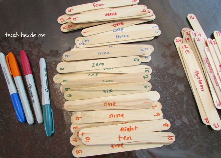 40+ Best popsicle stick games images | math activities ...