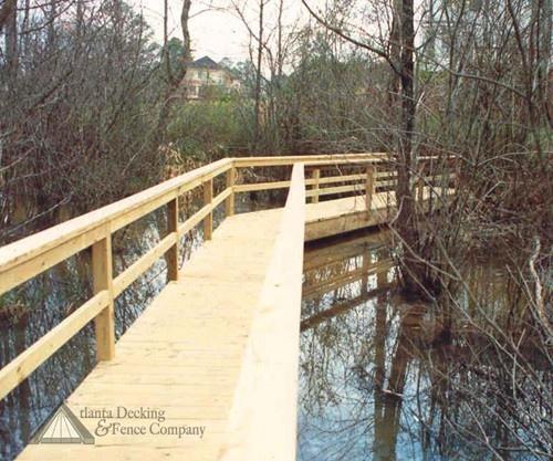 10 Best Atlanta Landscape Design Images On Pinterest: 16 Best Images About Backyard Bridges And Boardwalks On