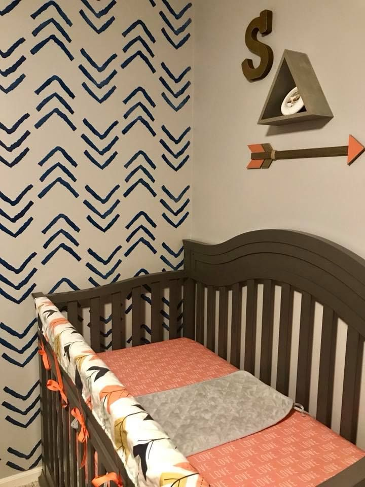 908 best Stenciled Accent Walls images on Pinterest ...