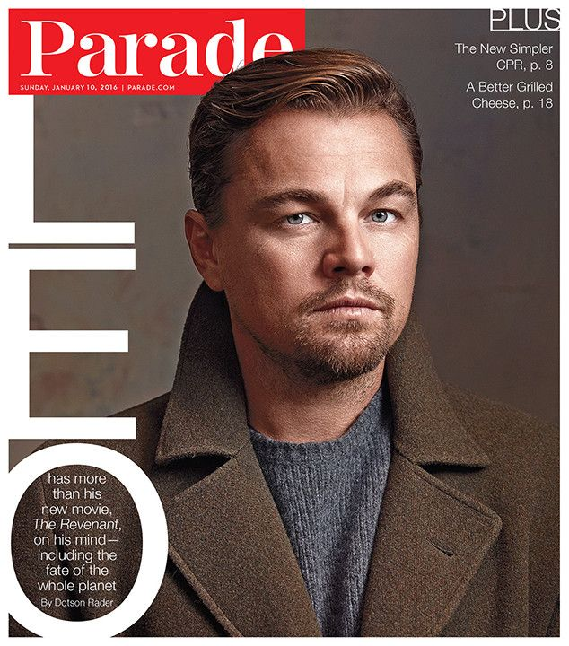 Leonardo DiCaprio Shares His Thoughts on Fame, Marriage and How to Sustain a Movie Career in Hollywood  Leonardo DiCaprio, Parade