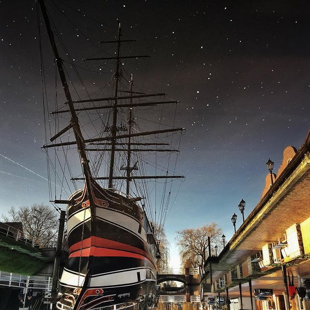 Let's us go for a ride to the stars.  Visit Papenburg.