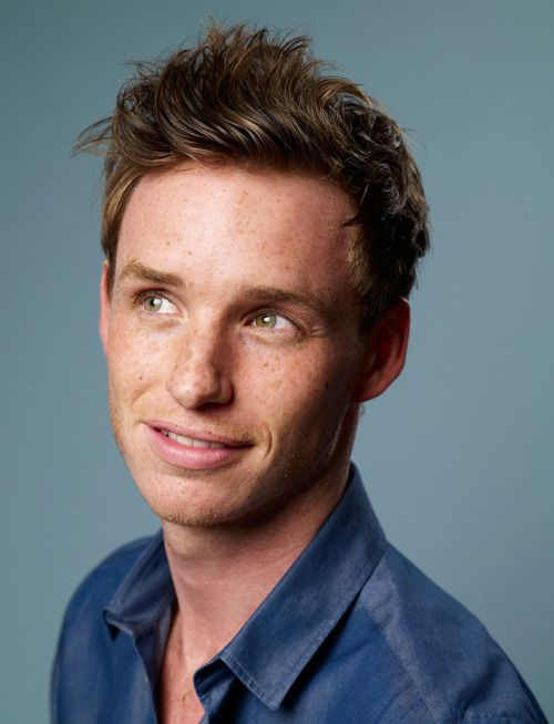 Eddie Redmayne... I try not to pin a bunch of boys, but he is the exception. He was the perfect Marius.