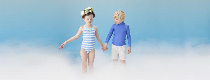 Contrairement à ce que l'on pourrait imaginer, un t-shirt classique en coton ne va pas forcément protéger des UV.   Canopea a imaginé des maillots de bain anti-UV écologiques et fabriqués en France.