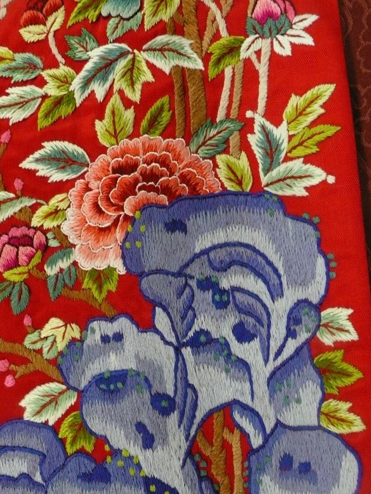 Images about embroidery korean on pinterest