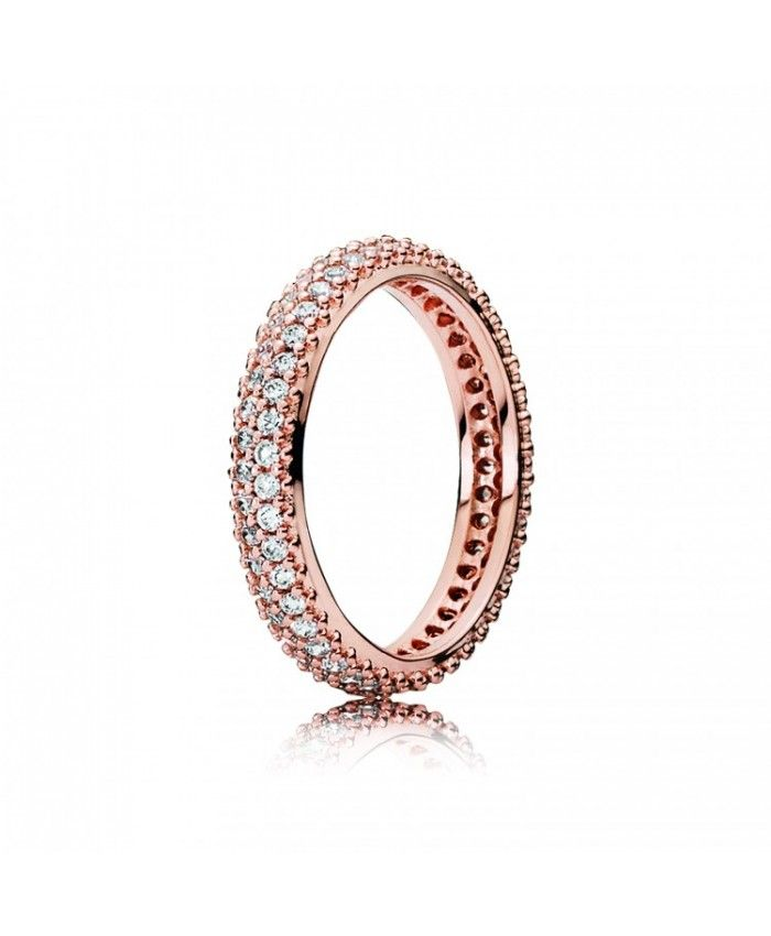 PANDORA Rose Gold Inspiration Within Ring We have the best choice of their favorite, easy to match the style.