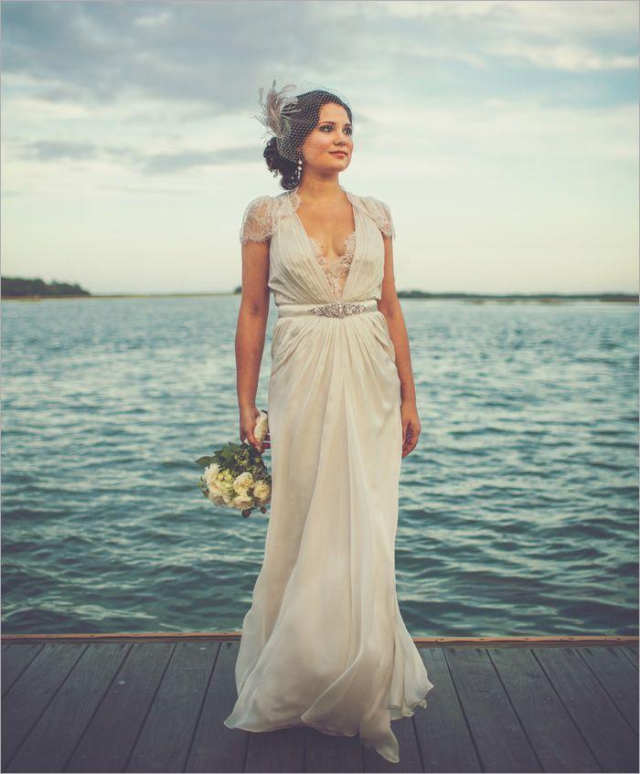 60 best Unique Wedding Dresses images on Pinterest | Wedding ...