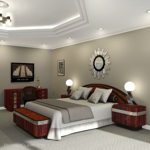 Art Deco Interiors Are Expected To Attract