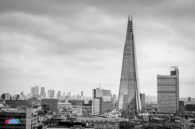Stefanodav's Shot-Blog: The Shard... #londra #london