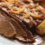 HTK Braised Brisket in Red Wine