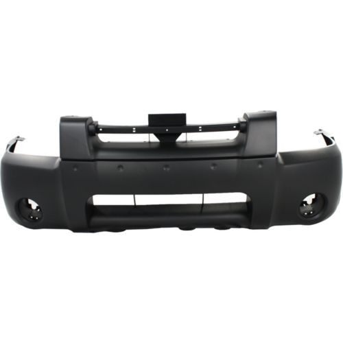 Nissan Frontier Bumper Cover 2001-2004 Nissan Frontier Front Bumper Cover, Primed Bumper Cover Years: 2001, 2002, 2003, 2004 Nissan Frontier - THIS ITEM SHIPS FOR FREE Make/Model Years 4 Nissan Fronti