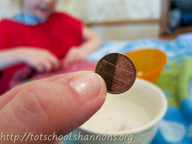 six penny drop salt In this lesson and its associated activity, students conduct a simple test to determine how many drops of each of three liquids can be placed on a penny before.