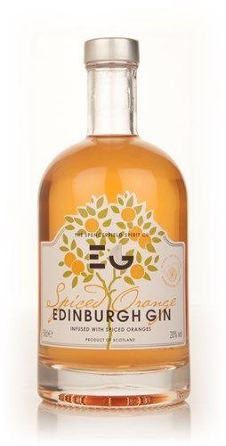Edinburgh Spiced Orange Gin Liqueur - Master of Malt