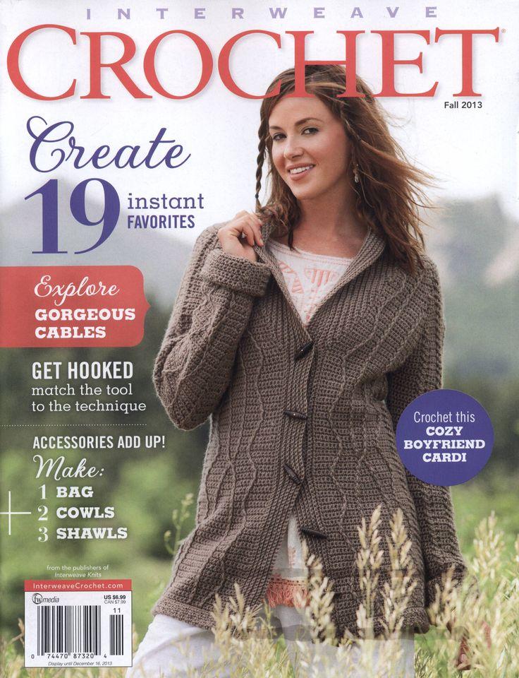 Interweave Crochet - Fall 2013