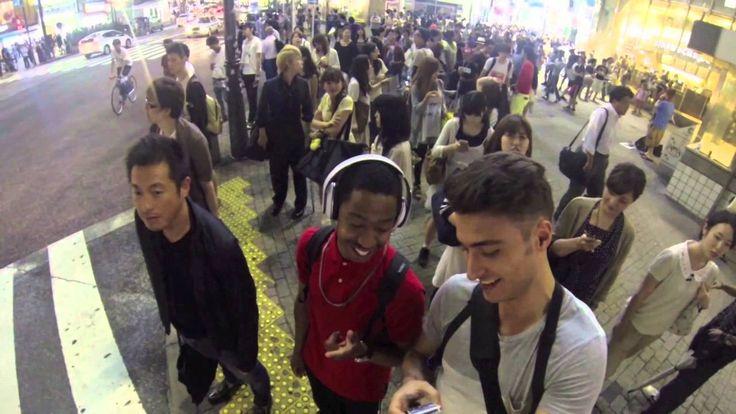Over Het straatleven van Tokio
