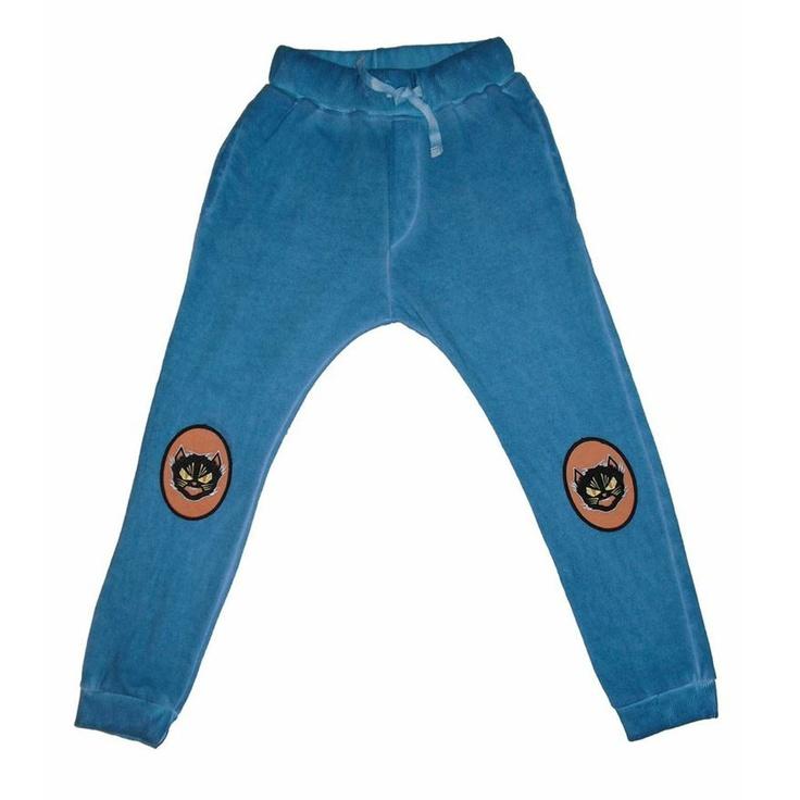 BE LUCKY // Pantalón BLUE BAGGY