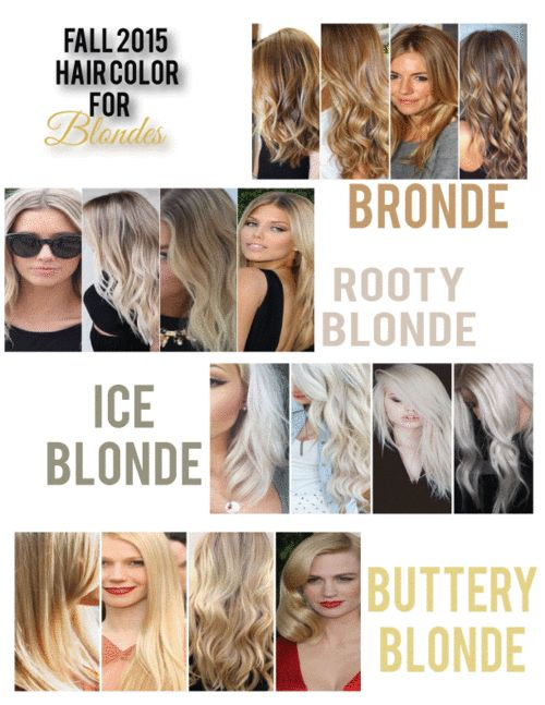 Hair Trends for Fall 2015 — Beauty & the Blonde
