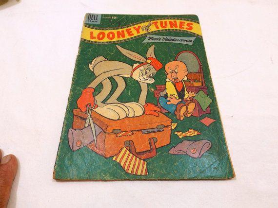 DELL Looney Tunes Merrie Melodies Comics Vol. 1 No. by KatsCache