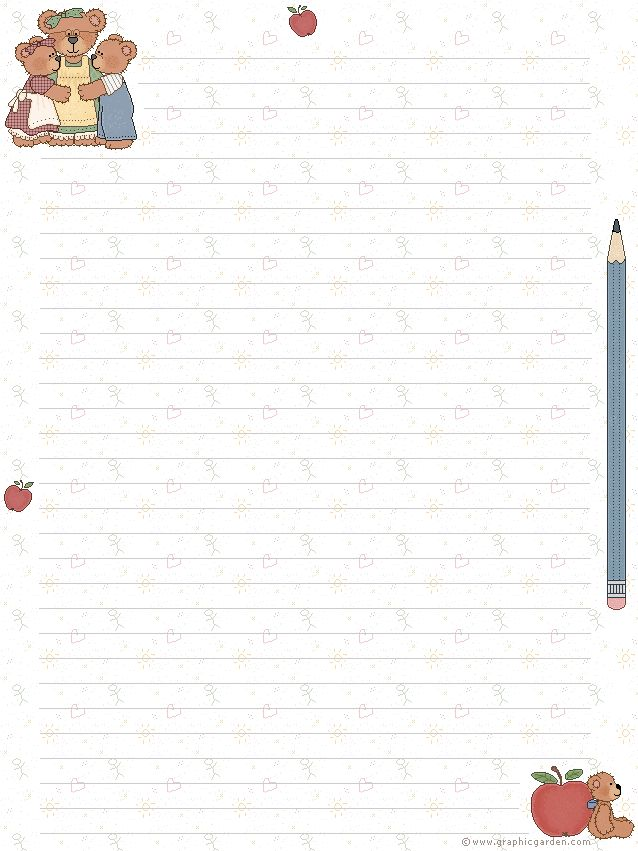 60 best Stationery images on Pinterest Free printable stationery - lined letter writing paper