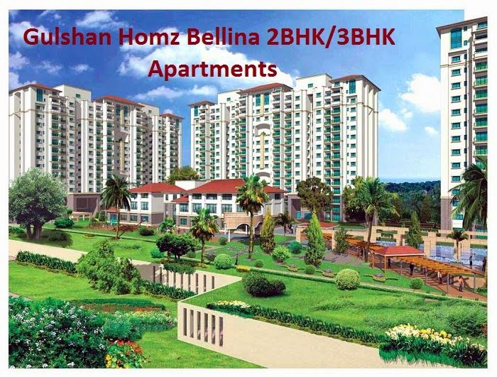 Gulshan Bellina is new landmark created by Gulshan Homz located at Greater Noida West. http://thndr.it/1to2ZRQ