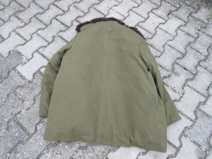 Ostfront Mantel Fellmantel Winter Coat Wintermantel Wehrmacht Felljacke Parka B | eBay