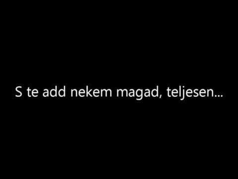 John Legend - All of me (Magyar felirattal) - YouTube