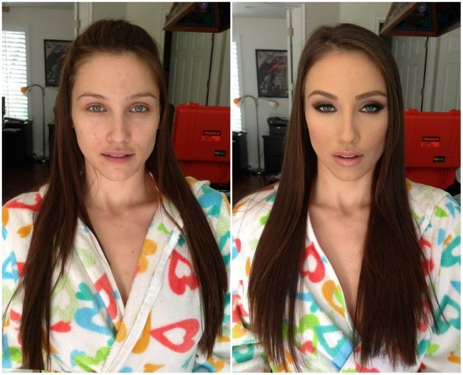Girls Before and After Using Makeup | Answers To Unasked Questions