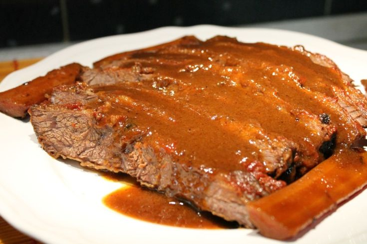 Párolt marhaszegy egészben sütve - Nemzeti ételek, receptek