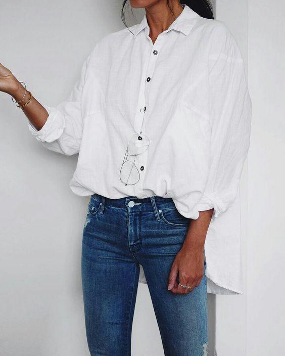 25+ Weiße Shirts Für Damen